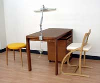 学習机の置き方写真 001